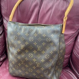 LV bag. Don't remember the model Authentic